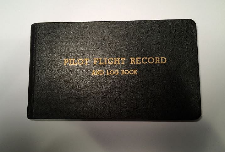 Jack Lebid Log Book