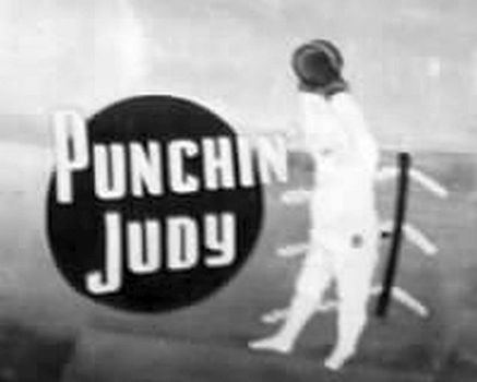 Z-10 Punchin' Judy noseart